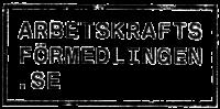 Arbetskraftsförmedlingen Logotyp